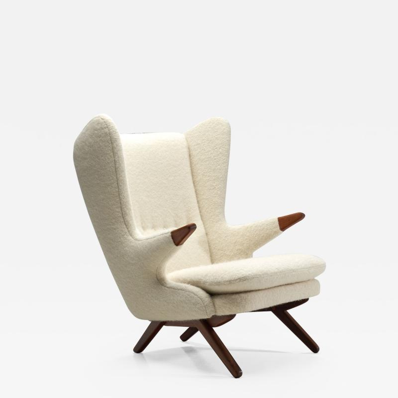 Svend Skipper Svend Skipper Model 91 Easy Chair Denmark 1960s