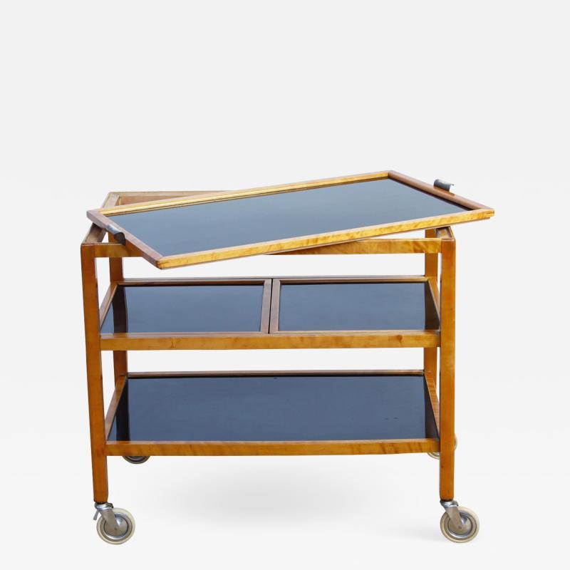 Swedish 1950s Bar Trolley