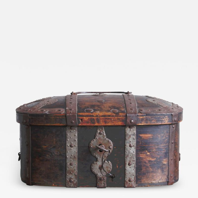 Swedish Early 19th Century Provisions Box