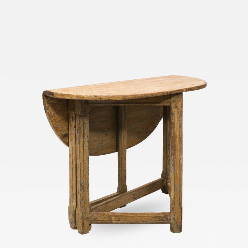 Swedish Gateleg Table