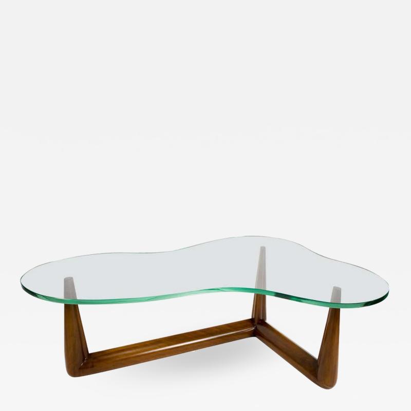 T H Robsjohn Gibbings T H Robsjohn Gibbings Biomorphic Table w Interesting Anecdote of Isamu Noguchi
