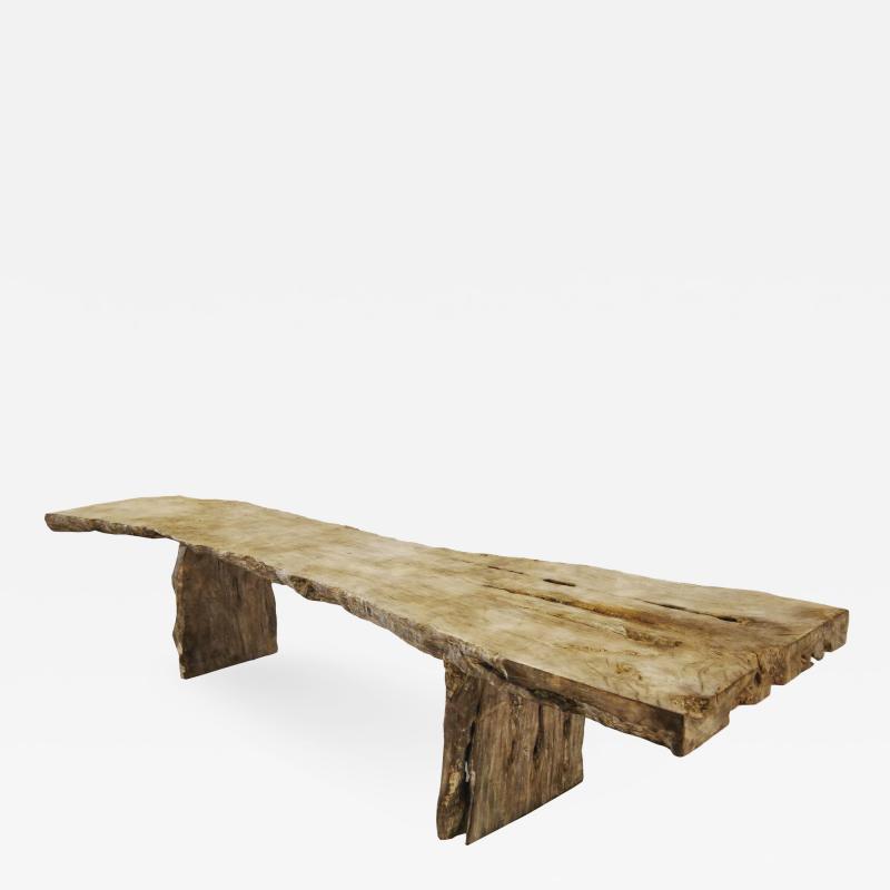 TABLE GREY WASH