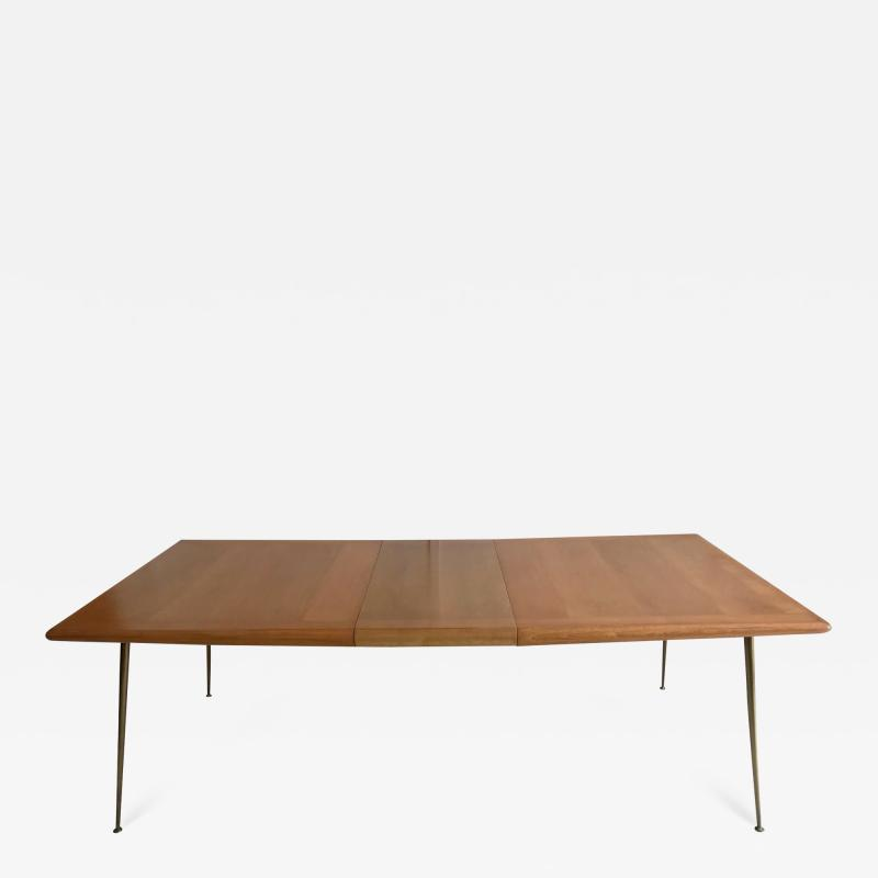 TH Robsjohn Gibbings Extension Dining table T H Robsjohn Gibbings Widdicomb