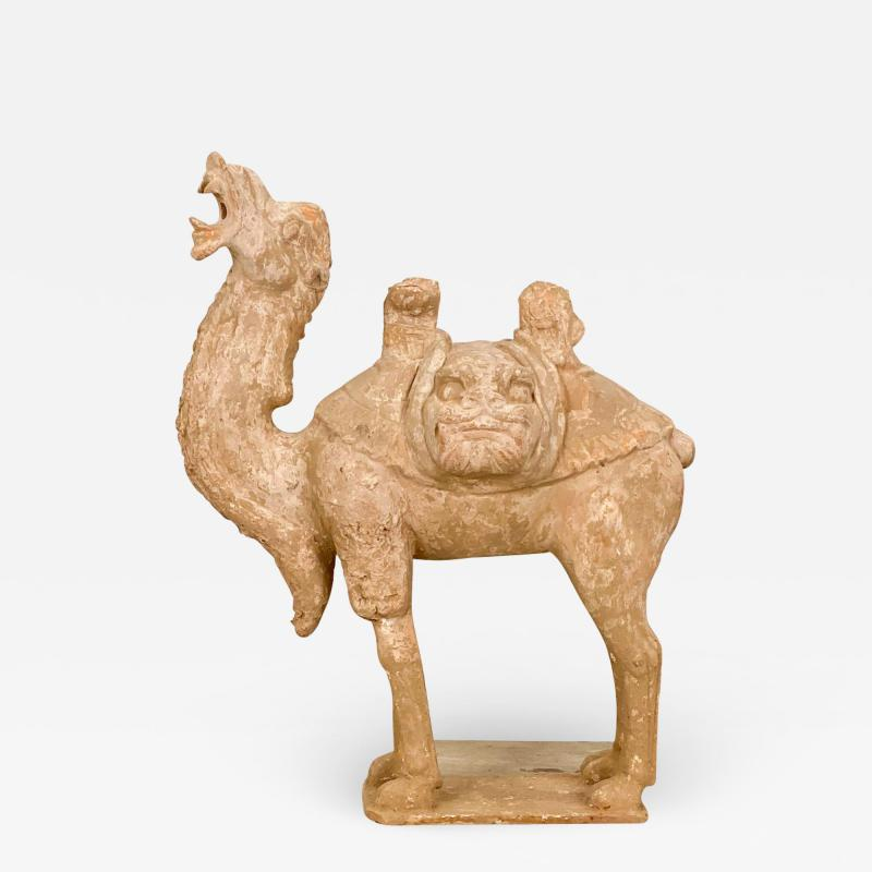 Tang Dynasty Dromidary China 8th Century