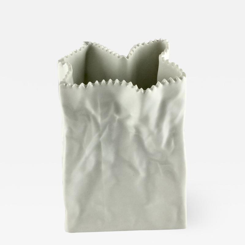Tapio Wirkkala Tapio Wirkkala Medium Paper Bag Vase
