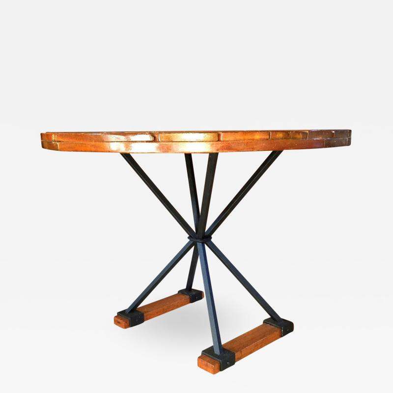 Terra Furniture Cleo Baldon Dining Table Terra Furniture California C 1965