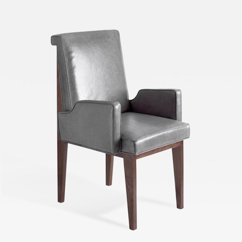 The Barnett Arm Dining Chair
