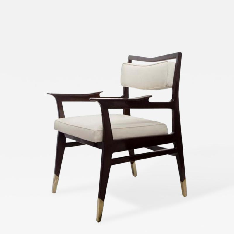 The Bruno Arm Dining Chair