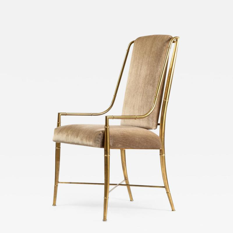 The Imperial Chair Set of Eight by Weiman Warren Lloyd for Mastercraft