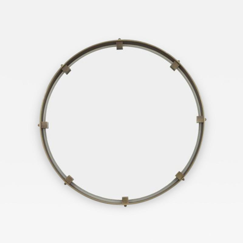 The Round Dylan Wall Mirror