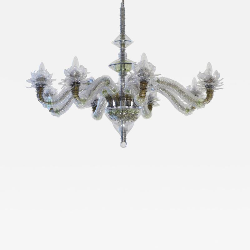 Thierry Jeannot PEYOTE chandelier