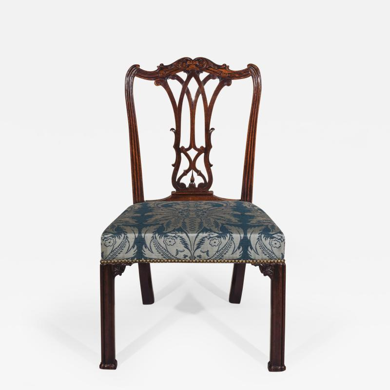 Thomas Chippendale English 18th Century Chippendale Chair