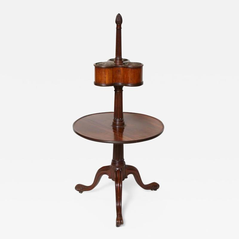 Thomas Chippendale Wine Stand Attributed to Thomas Chippendale