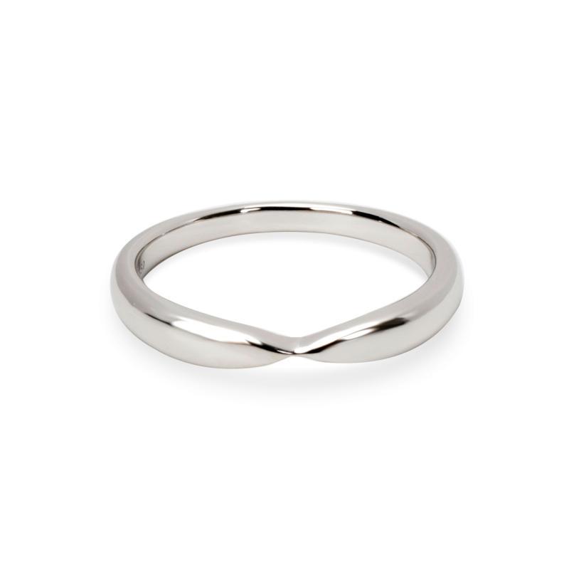 Tiffany Co Harmony Wedding Band in Platinum 3mm