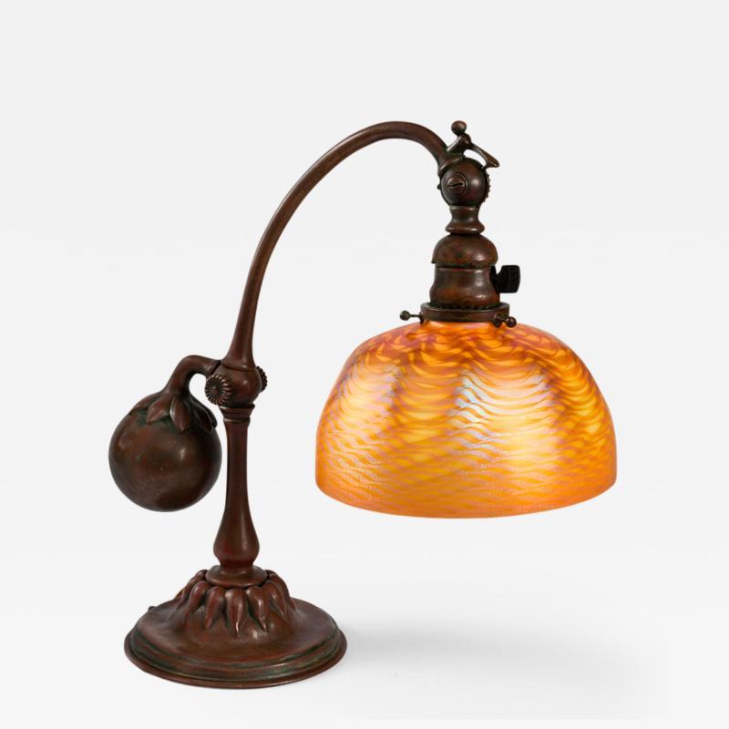 Tiffany Studios Counter Balance Tiffany Lamp