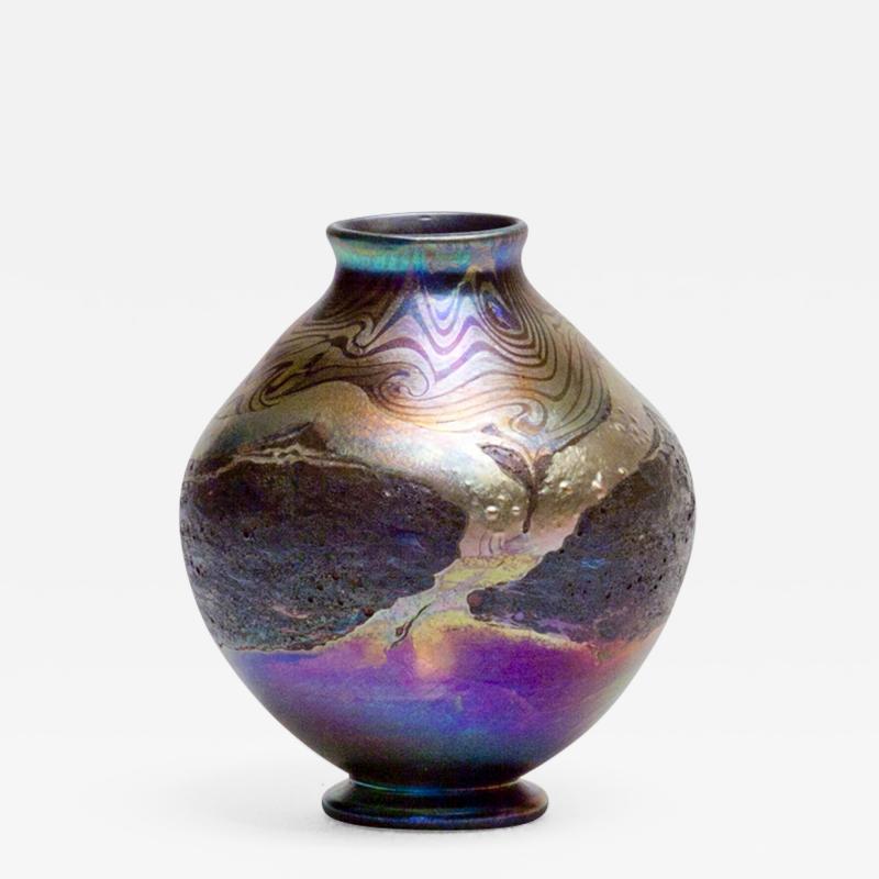 Tiffany Studios Rare Cypriote Vase