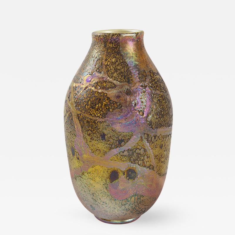 Tiffany Studios Tiffany Studios New York Cypriote Glass Vase
