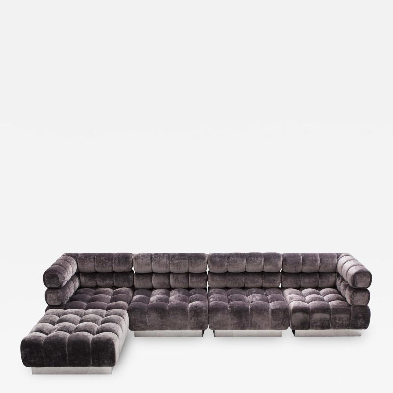 Todd Merrill Todd Merrill Custom Originals Double Back Tufted Sectional Seating USA 2016