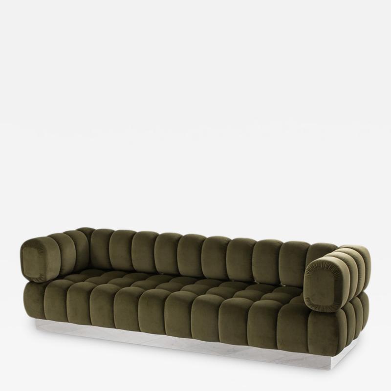 Todd Merrill Todd Merrill Custom Originals The Standard Tufted Sofa USA 2016