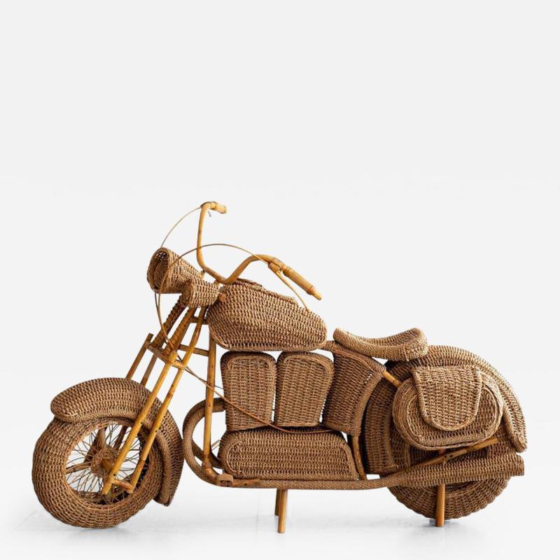 Tom Dixon TOM DIXON MOTORCYCLE SCULPTURE