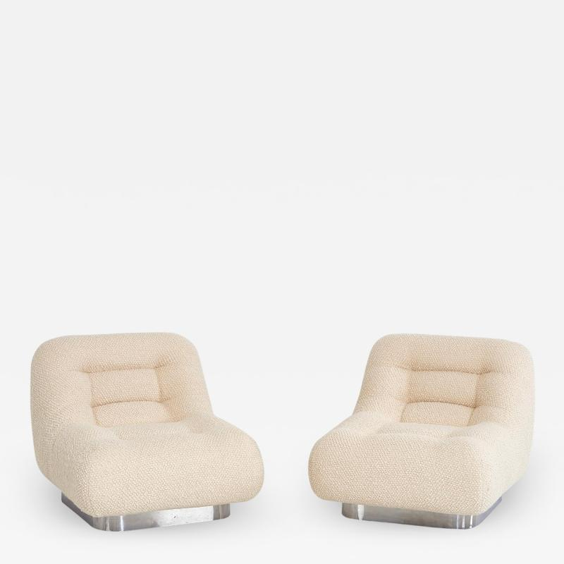 Tomorrow Chairs by M F Harty 1970
