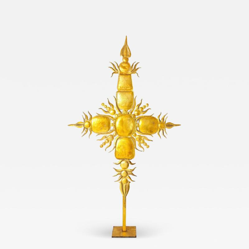 Tony Duquette Tony Duquette Iconic 1980s Golden Sculpture