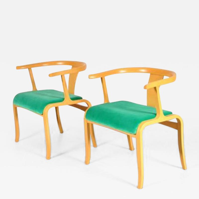 Toshiyuki Kita 1960s Rare Office Side Chair Attributed to Toshiyuki Kita for Tendo Japan