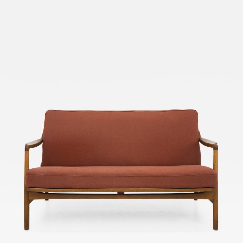 Tove Edvard Kindt Larsen Model 117 2 Sofa