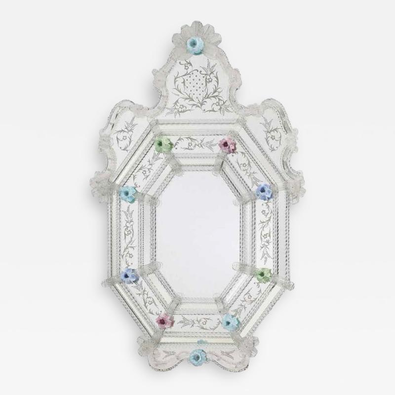 Traditional Venetian Mirror Hand Made in Venice