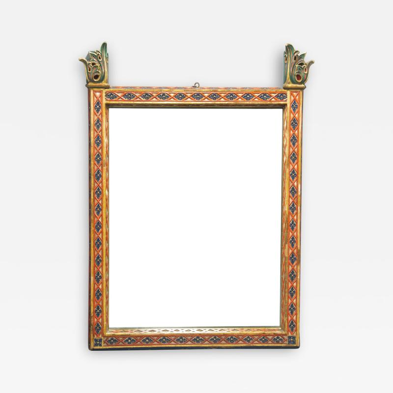Troubadour mirror