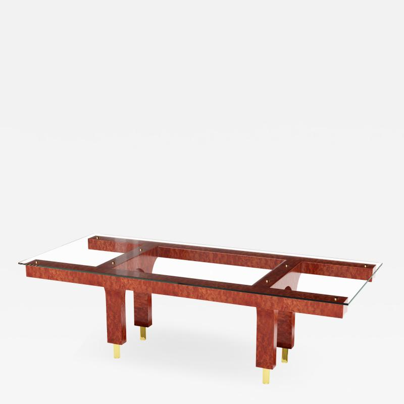 Troy Smith GREAT ARCH DINING TABLE BY ARTIST TROY SMITH CONTEMPORARY DESIGN