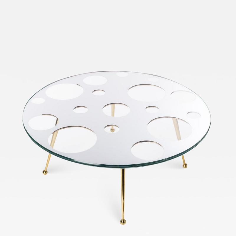 Troy Smith HOLY MIRROR COFFEE TABLE BY ARTIST TROY SMITH ARTIST PROOF CUSTOM FURNITURE