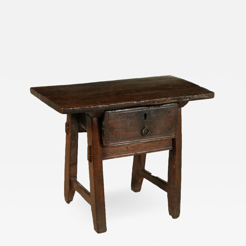 Tuscan occasional table circa 1820