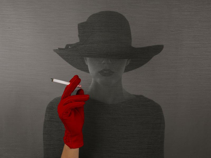 Tyler Shields The Girl With The Red Glove