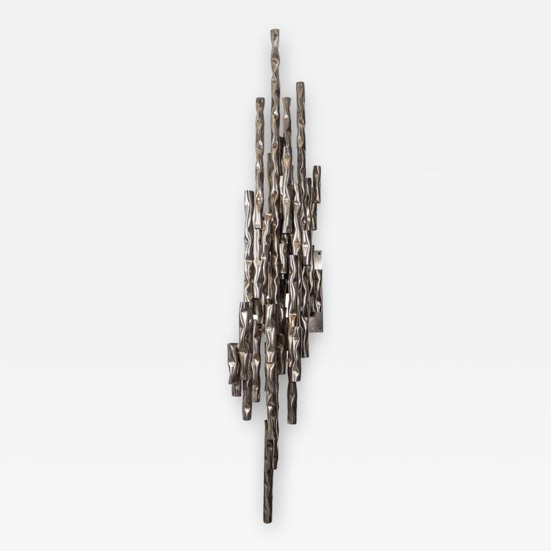 Unique Italian Sculptural Wall Light