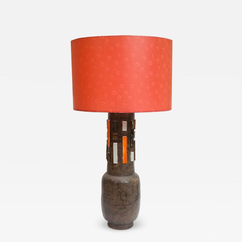 Unique Italian design Ceramic table lamp