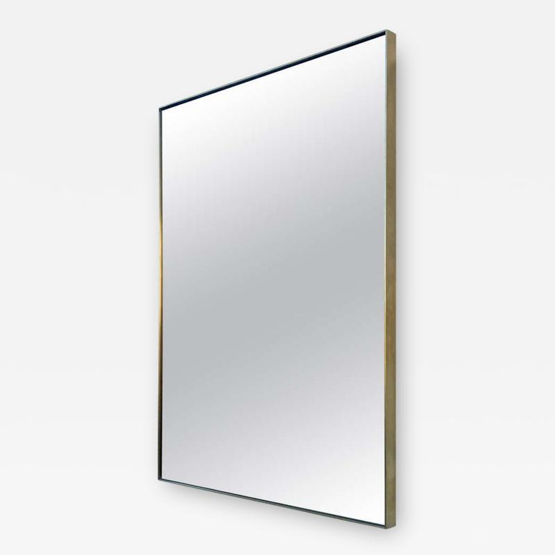 Unique and Stylish Solid Brass Wall Mirror