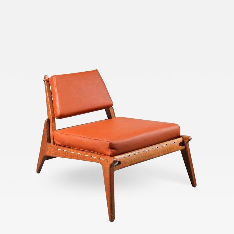 Uno Osten Kristiansson Hunting Chair by Uno Osten Kristiansson Sweden 1950