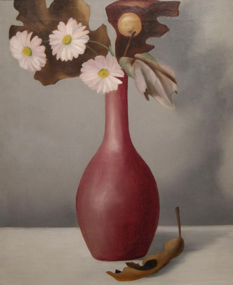 Untitled Vase with Flowers 1927