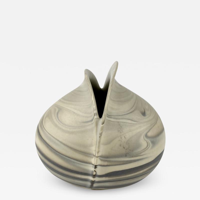 Uta Feyl Uta Feyl Large Queensbury Marble Venus Vase
