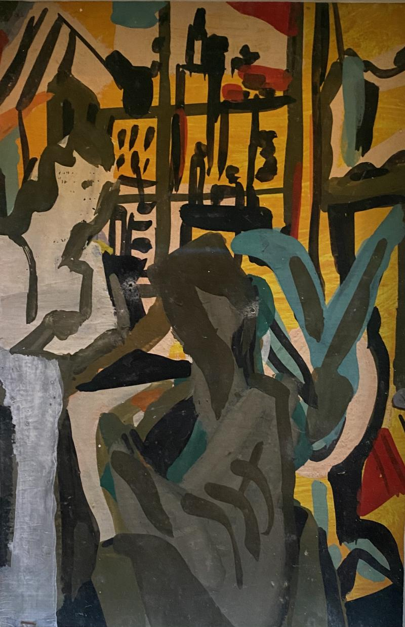 Vaclav Vytlacil Two Women