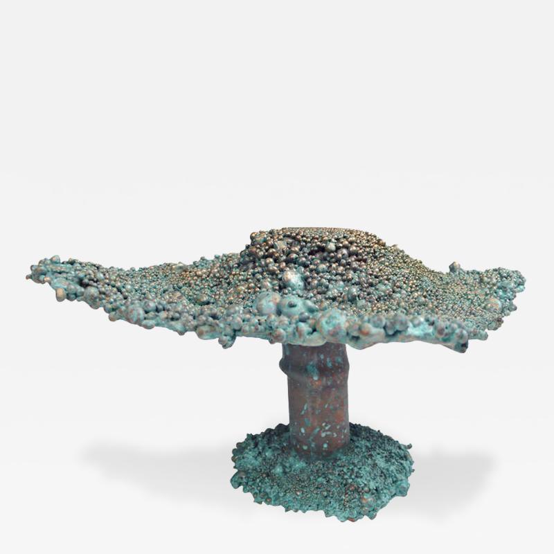Val Bertoia Val Bertoia Mushroom Sculpture