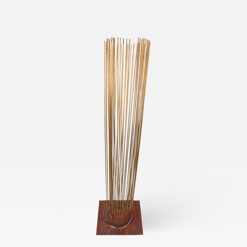 Val Bertoia Val Bertoia s Copper Rods Openning Sounds