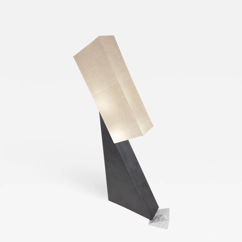 Val rie Jolly Pythagore light sculpture