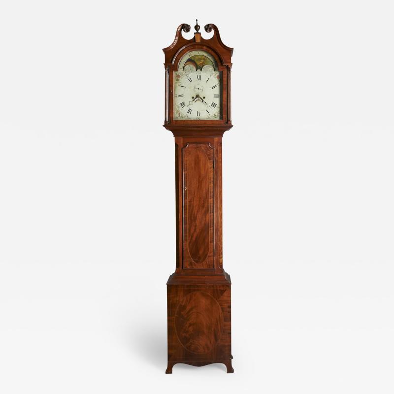 Valley of Virginia Tall Case Clock