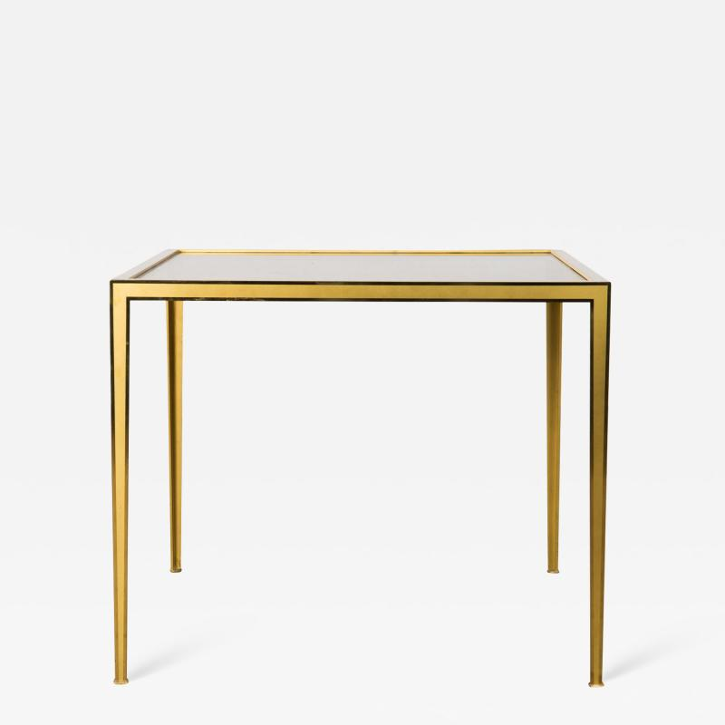 Vereinigte Werksta tten Golden Square Brass Coffee Table by Vereinigte Werkst tten 1960ies