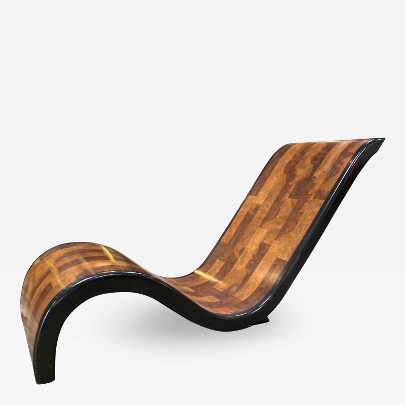Verner Panton Verner Panton Lounge Chaise Italy 1960s