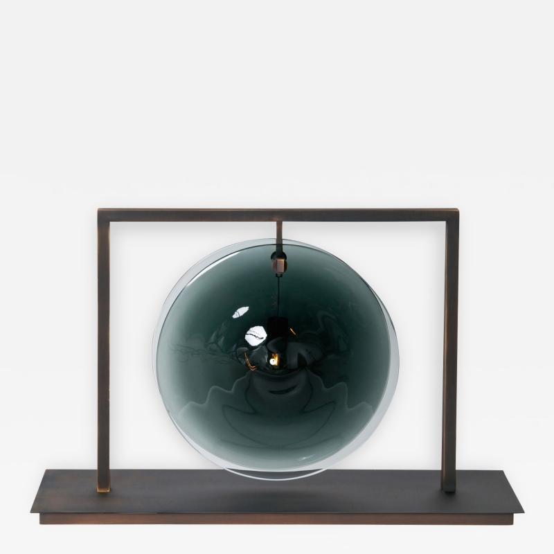 Veronese Veronese Orbe Gong Table Lamp