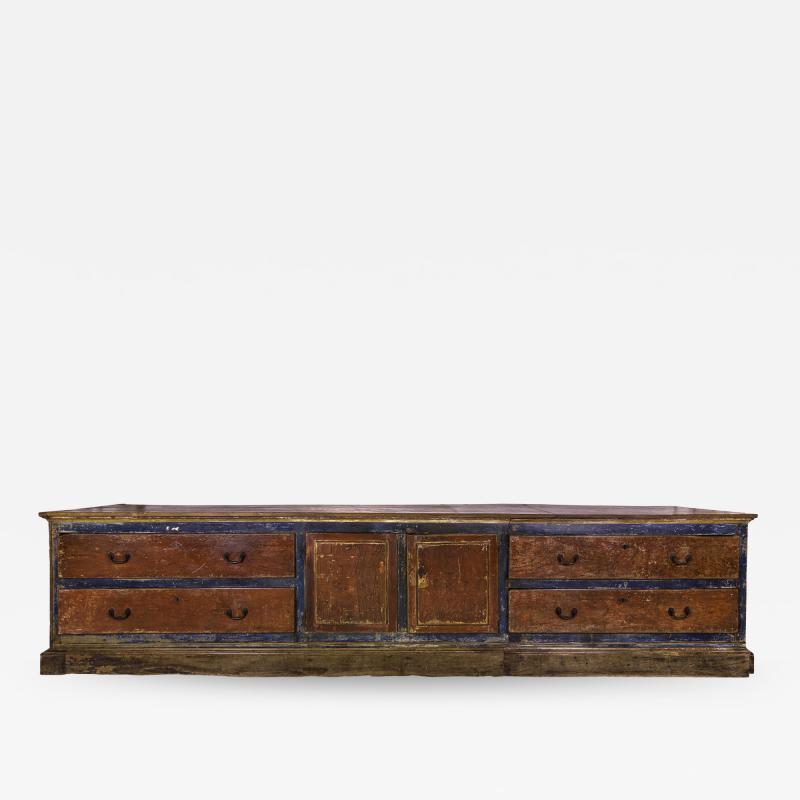Very Large Sideboard 17th Century Spain