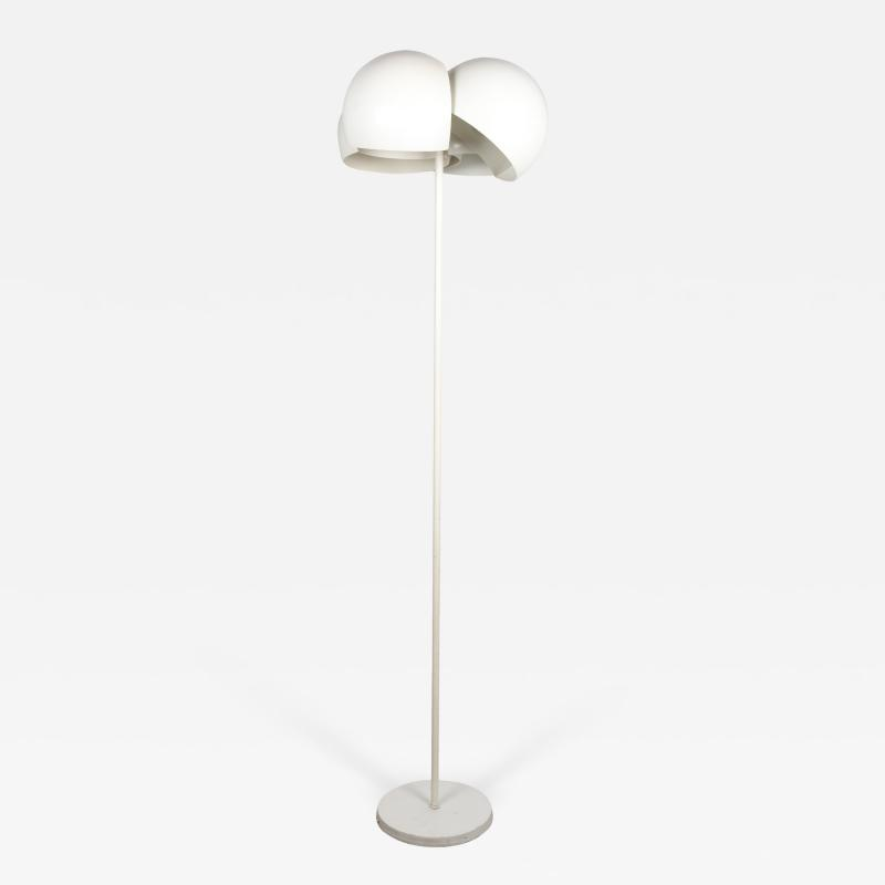Vico Magistretti Giunone Adjustable Floor Lamp Designed by Vico Magistretti for Artemide Italy